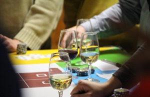 Activité originale de dégustation de vin