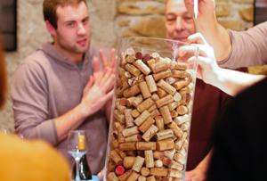 Défi viticole sur la table de jeu du WINER