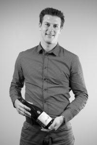 Romain Salles dirigeant de l'agence événementielle IDEGO à Lyon