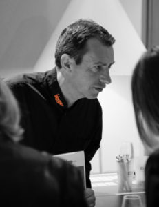Portrait Thierry sommelier (Agence IDEGO)