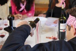 Activité créative et ludique autour du vin