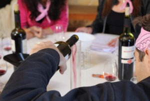 Atelier création de vin (Lyon) pour évènement entreprise