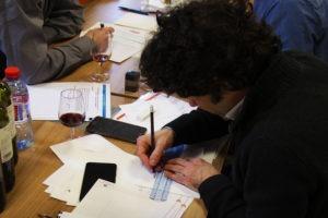 activité pour cohésion de groupe, réflexion en équipe