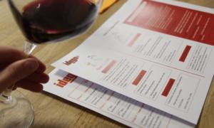 les différentes phases de dégustation d'un vin