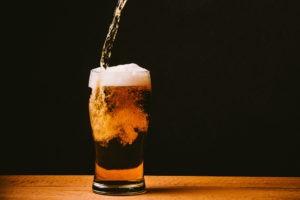 Dégustation de bière comme animation événementielle