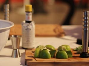 atelier confection réalisation de cocktails mojitos