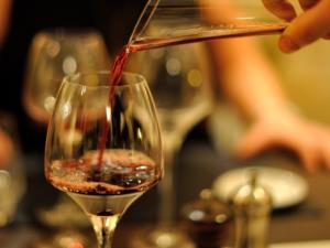 Carafage de vin