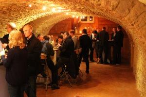 Déjeuner dîner dans un caveau chez le vigneron à proximité de Lyon