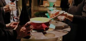 Soirée fondue savoyarde pour un dîner entreprise original et chaleureux