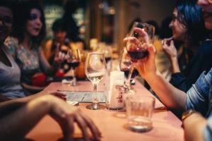 Dégustation de vin avec apprentissages des accords de base