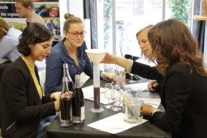 Top activité entreprise vin pour public féminin