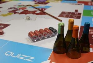 Le plateau de jeu du Winer, top animation IDEGO