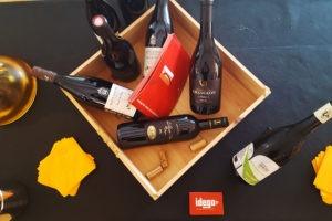 Sélection de vins IDEGO