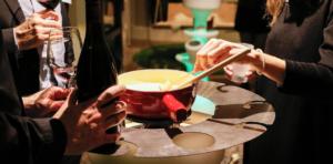 La fondue savoyarde : idée d'animation hivernale sur vos évènements