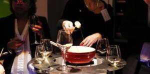 Top animation hivernale : la fondue savoyarde