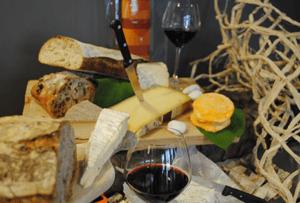 Atelier accords vins et fromages