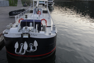 Privatisation de bateaux événementiels à Lyon