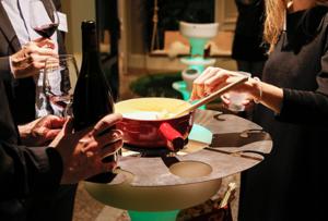 Restauration traiteur insolite à Lyon : la fondue