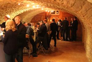 Déjeuner diner dans un caveau chez le vigneron à proximité de Lyon