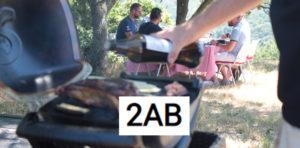 Barbecue chez le vigneron et animations conviviales pour une journée team building fédératrice