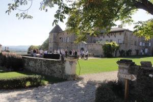 location domaine viticole dans le beaujolais