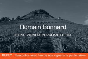 Interview de Romain Bonnard, vigneron indépendant partenaire d'IDEGO