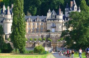 Balade à vélo au fil la Loire - activité encadrée pour entreprise