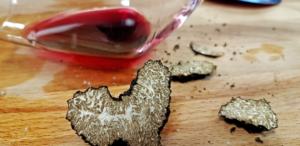 Le prestige d'une dégustation vin et truffe