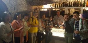 faites découvrir à vos partenaires internationaux les régions viticoles françaises lors de séjours IDEGO