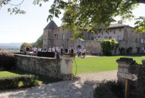 optez pour un séminaire dans un château de bourgogne ou du beaujolais