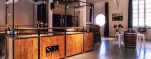 Bar à vin mobile pour vos événements professionnels