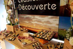cocktail dînatoire entreprise dans notre espace de dégustation IDEGO à Lyon