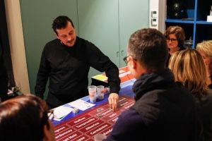 Animation de groupe pour soirée professionnelle à Lyon