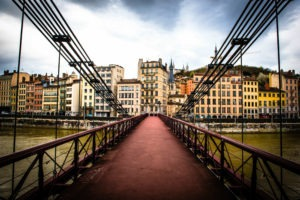 Pont du vieux Lyon