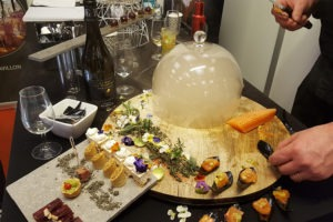 Attractivité culinaire, show culinaire sur événement à Lyon