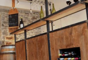 Location bar à vin mobile événementiel