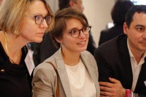 Participant soirée entreprise à Lyon