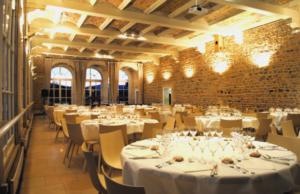 Soirée entreprise dans le cadre exceptionnelle des vignobles, proche de Lyon