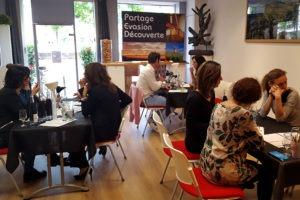 Teambuilding vin à Lyon avec lieu de réalisation
