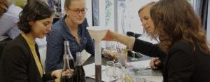 Atelier de création de vin en équipe