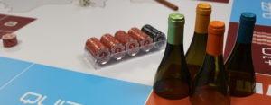 Activité ludique et originale autour du vin et des spécialité régionales
