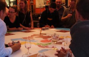 Package animation vin et gastronomie et diner dans un bouchon lyonnais privatisé