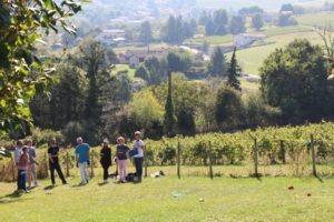 multi activités oenologique et sportive avec Idego proche de Lyon