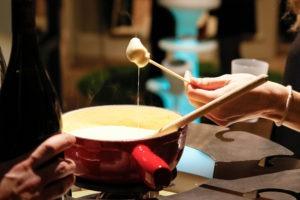 soirée fondue pour entreprise lyon