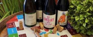 animation dégustation vin et spécialités culinaires bios