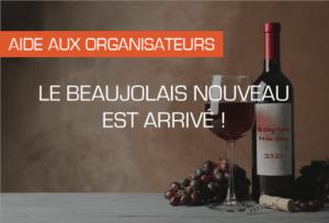 Arrivée du Beaujolais Nouveau 2020