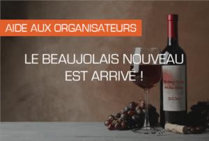 Célébration du Beaujolais Nouveau à Lyon